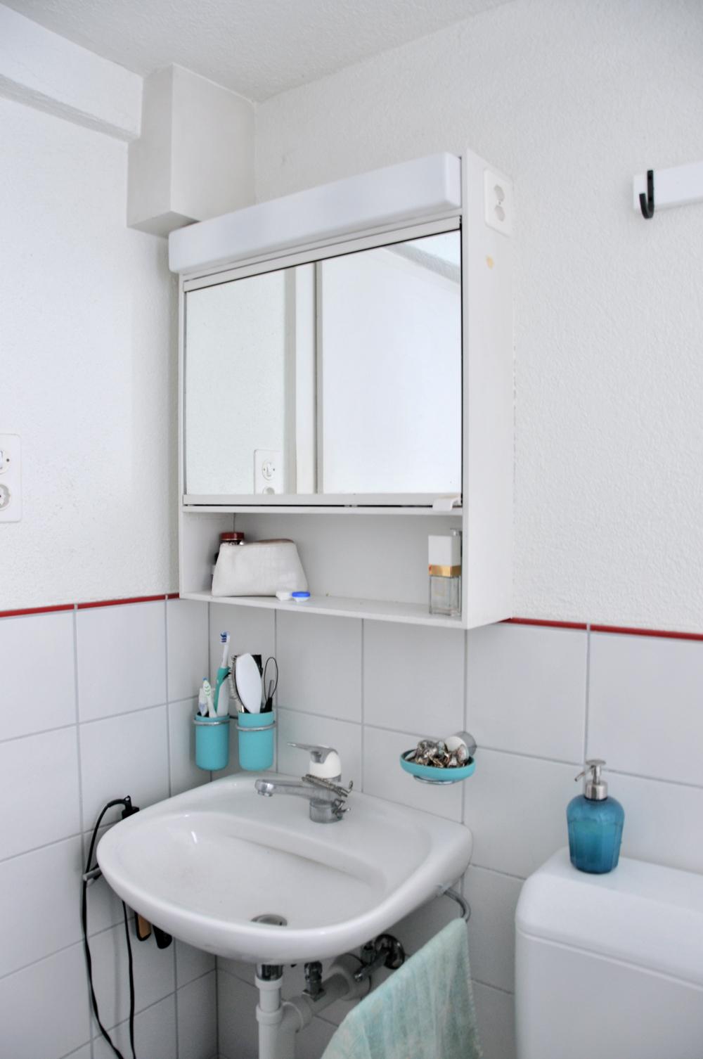umstyling badezimmer teil 1   anu poulain, Badezimmer ideen