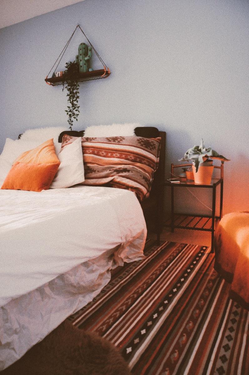 Wohlfühloase Schlafzimmer